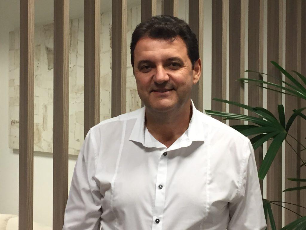 José Maurício Caldeira, da Asperbras, anuncia três condomínios em São Paulo e Mato Grosso do Sul, o que mostra aquecimento do mercado imobiliário