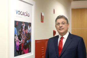 José Roberto Colnaghi, président du conseil d'administration de Grupo Asperbras.
