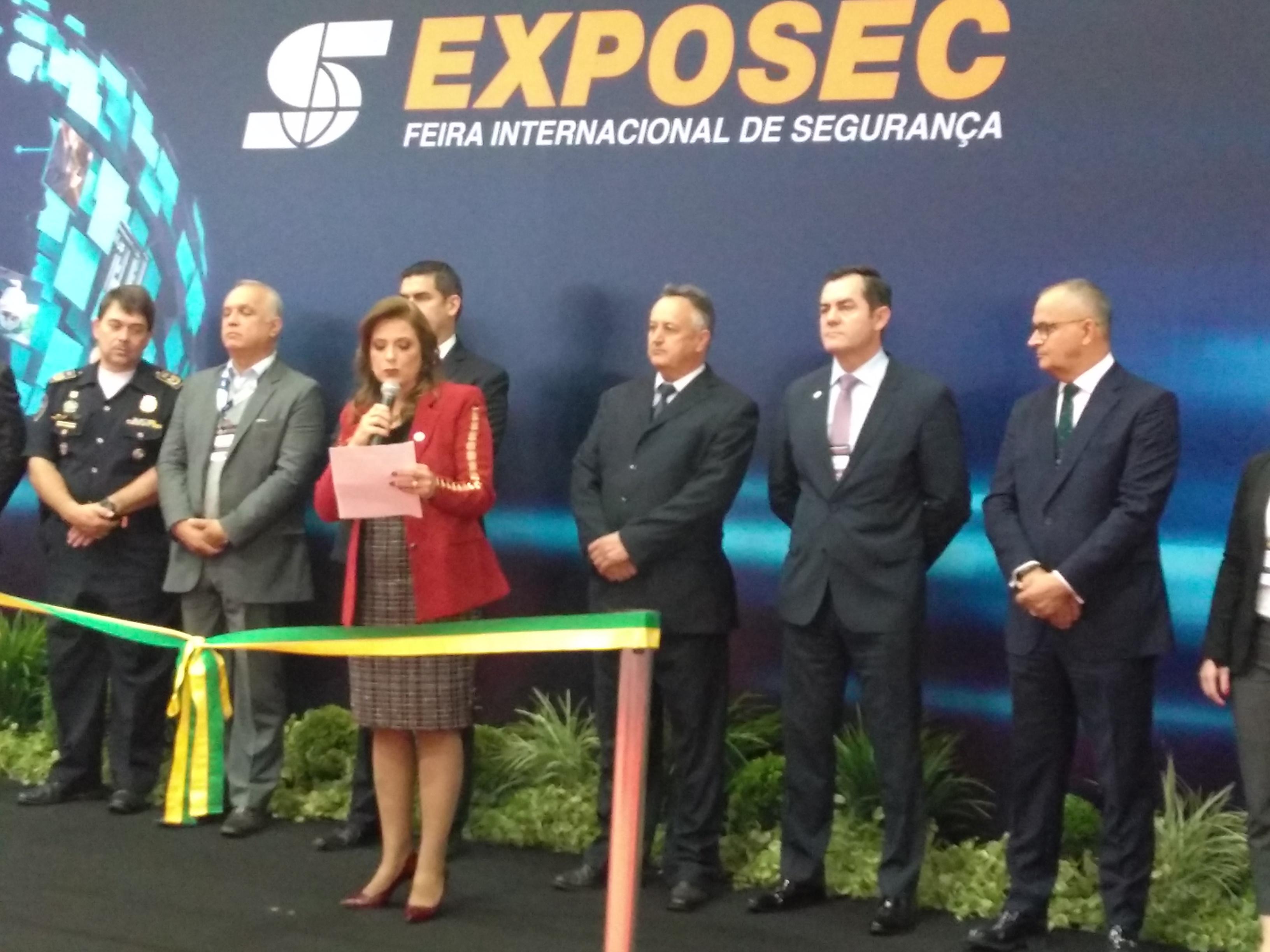 EXPOSEC 2018 APRESENTA O FUTURO DA SEGURANÇA ELETRÔNICA
