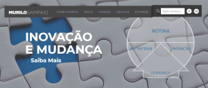 site do empresário Murilo Sampaio