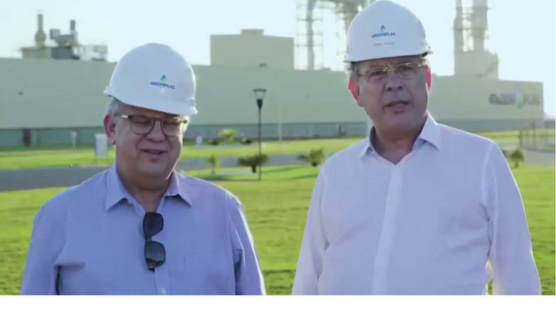 Trabalhadores da GreenPlac ergueram a mais moderna fábrica de MDF do Brasil