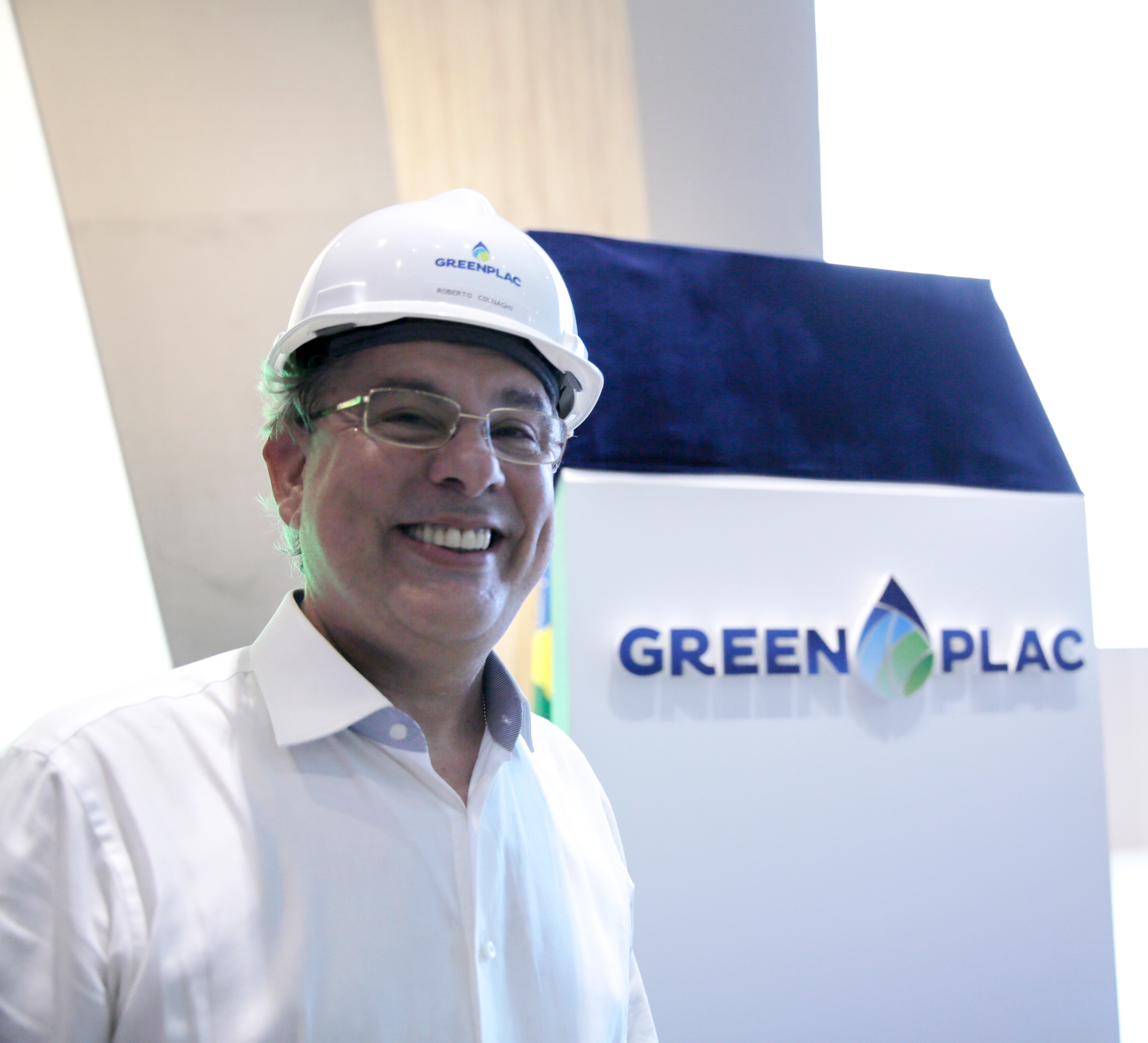 GreenPlac é a grande novidade da ForMóbile 2018, diz José Roberto Colnaghi, da Asperbras