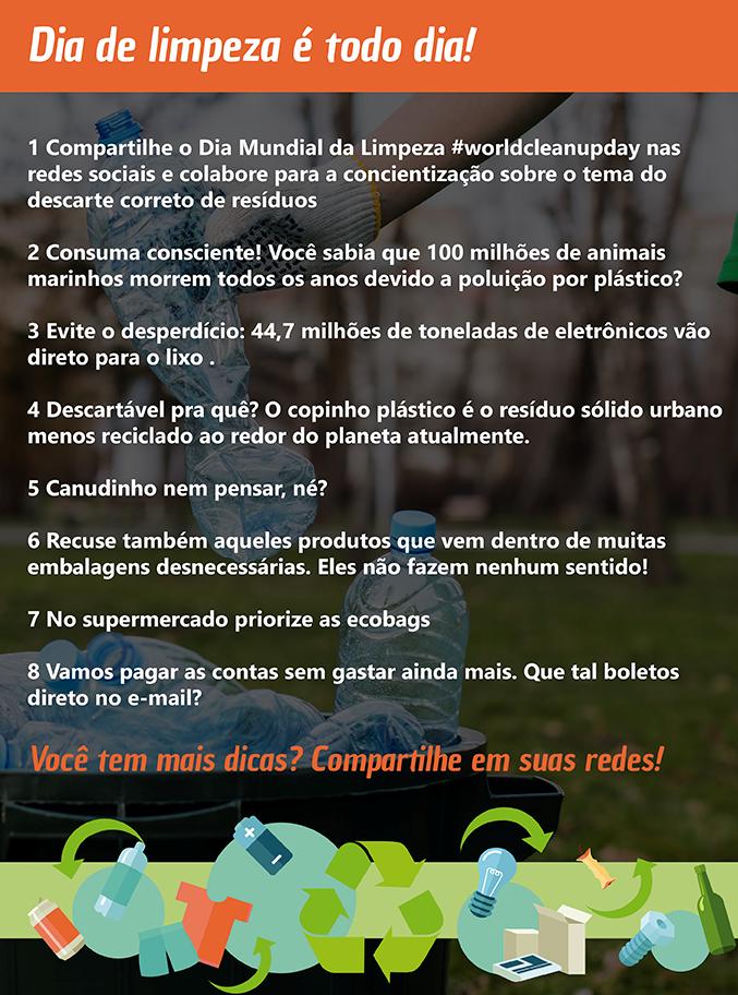 #LimpaBrasil
