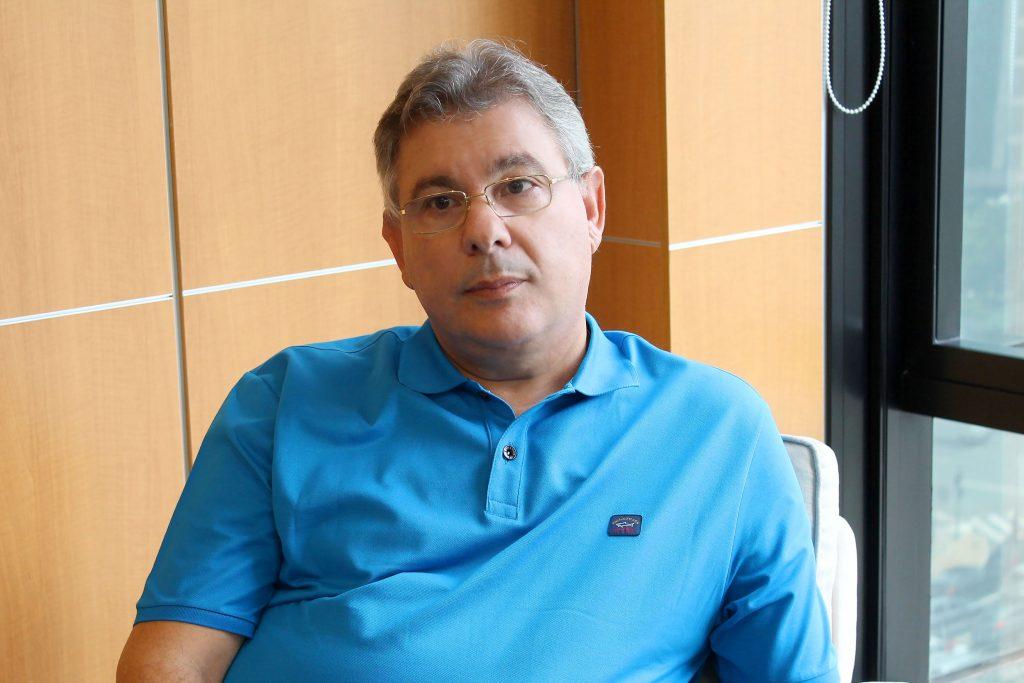Entrevista sobre a Linha Náutica da Asperbras Rotomoldagem, concedida por José Roberto Colnaghi, da Asperbras