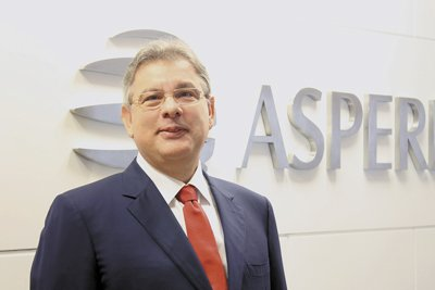 José Roberto Colnaghi, da Asperbras