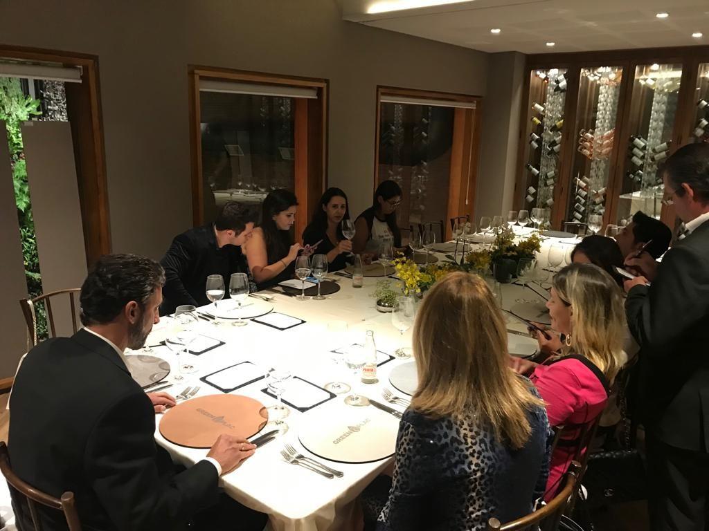 Greenplac faz jantar para arquitetos da CasacorSP.
