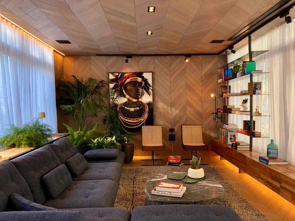 O loft itinerante de Alexandre Gedeon e Hugo Schwartz traz o MDF GreenPlac