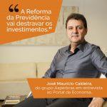 José Maurício Caldeira, do grupo Asperbras.