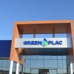 Fábrica da GreenPlac, de José Roberto Colnaghi, em Água Clara, no Mato Grosso do Sul.