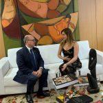 Cézar Schirmer assume Secretaria de Economia Criativa do Ministério da Cidadania