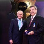 Empresário José Roberto Colnaghi, da GreenPlac, recebe prêmio da Federação das Indústrias do Mato Grosso do Sul