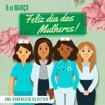 Hutrin homenageia mulheres