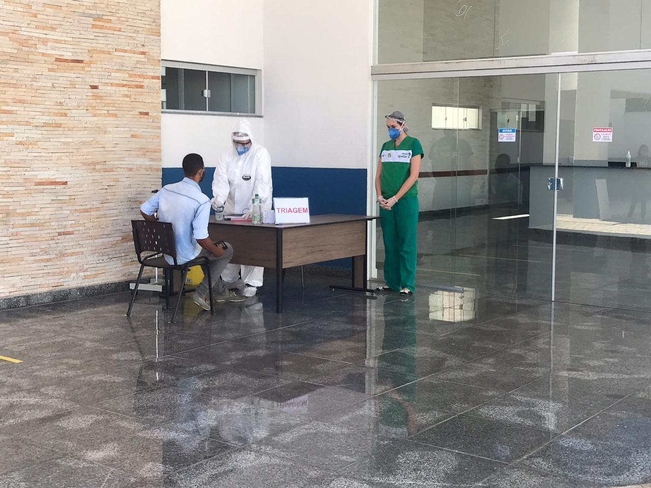 Hospital Regional de Luziânia abre as portas com Pronto Socorro 24h