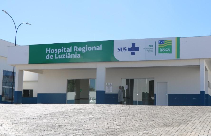 Hospital Regional de Luziânia é referência no atendimento a pacientes com Covid-19 no entorno de Brasília