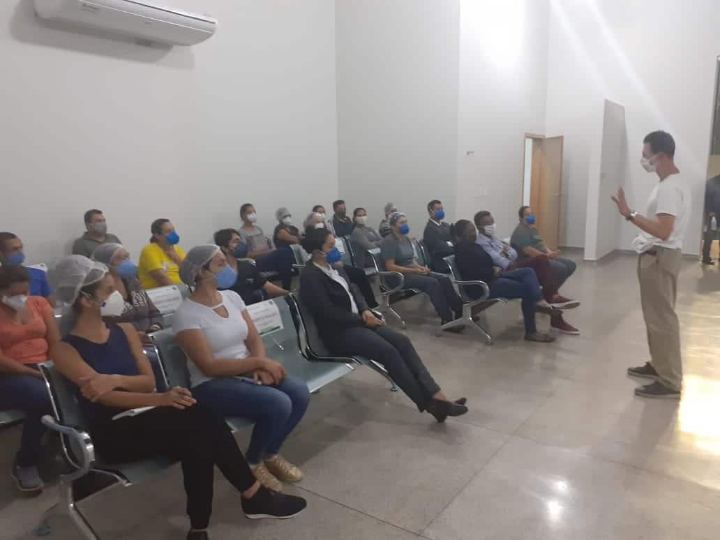 Compliance é tema de palestra no Hospital Regional de Luziânia