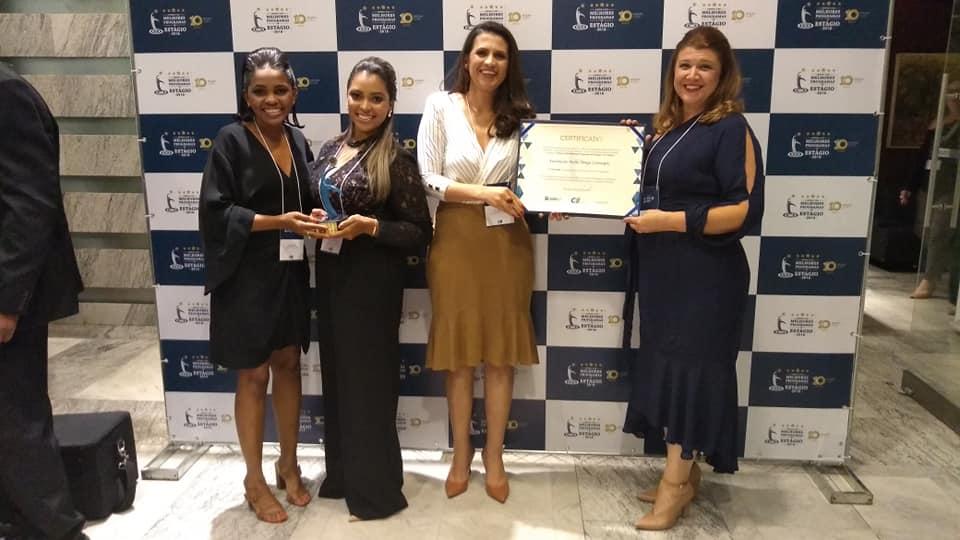 Fundação Colnaghi recebe Prêmio CIEE Melhores Programas de Estágio pelo 3º ano consecutivo
