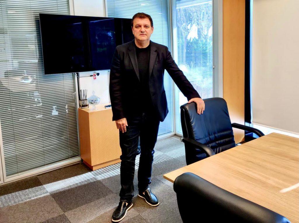 José Maurício Caldeira sócio acionista Grupo Asperbras