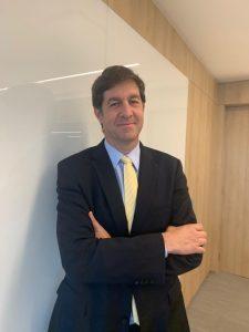 Vander Aloísio Giordano vice presidente Multiplan que gerencia shoppings centers