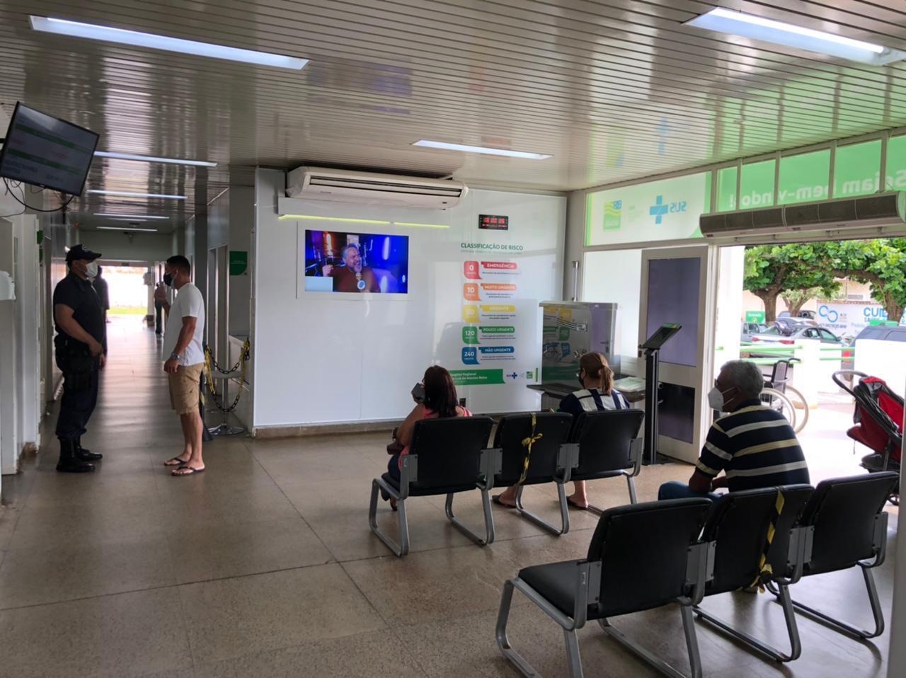 Hospital Regional São Luís de Montes Belos