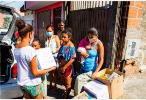 Levantamento feito pela ONG Rede Nossa São Paulo aponta que 33% das mulheres que moram na capital, mais de um milhão delas são mães solo.