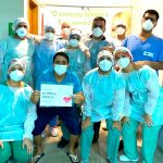 Paciente mais jovem covid-19 UTI HRSLMB