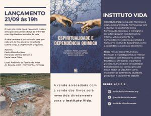 Postêr Instituto Vida