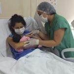 Atendimento humanizado a mães parturientes HESLMB