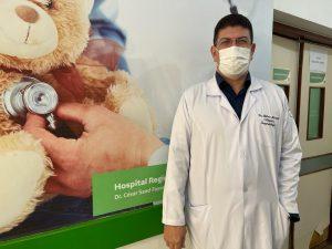 100ª cirurgia ortopédica